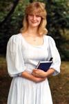 Senior high school picture, 1990