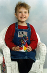 4 1/2 years old, another pre-school center picture